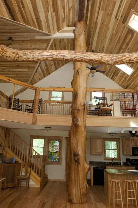 wood interior home