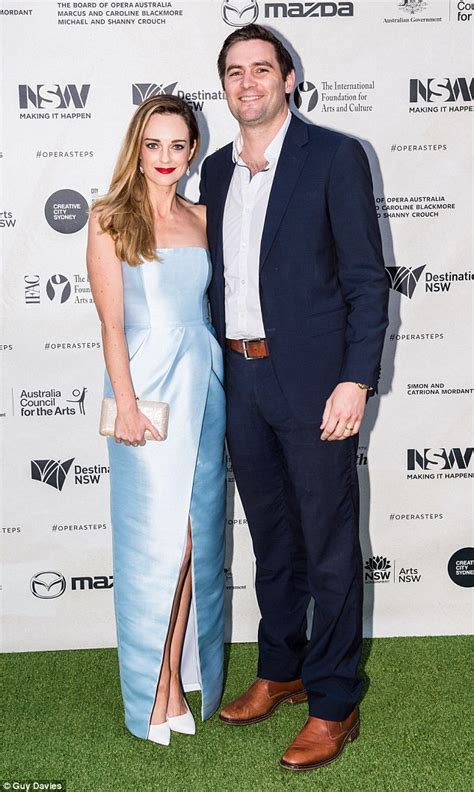 Home And Away's Penny McNamee joins Fely Irvine and Tai Hara at opera opening night   Daily Mail