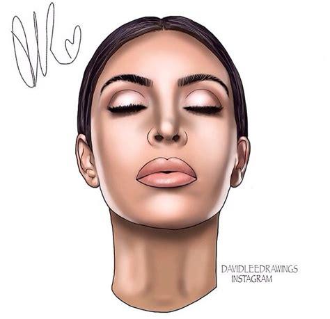 wallpaper kim kardashian tumblr kim kardashian digital drawing https instagram com