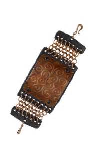 sheet metal jewelry jewelry design bracelet with embossed metal sheet