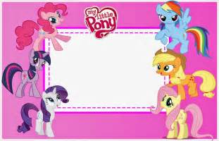 my little pony party free printable invitations is it for parties is it free is it cute