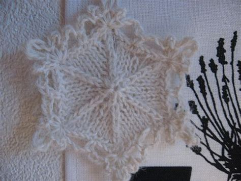 snowflake knitting pattern ornament snowflake free pattern inspiration crochet