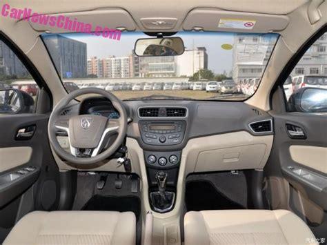 Wuling Interior в китае стартовали продажи седана Wuling Baojun 330