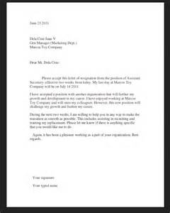 Should I Write A Resignation Letter by Resignation Letter Template Exles Http Resumesdesign Resignation Letter Template