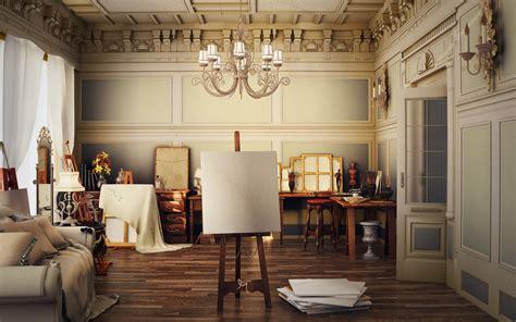 art studio by sanfranguy on deviantart
