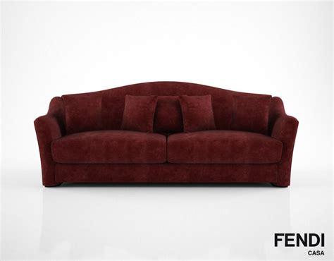 fendi sofa price fendi casa faubourg sofa 3d model max obj fbx mtl
