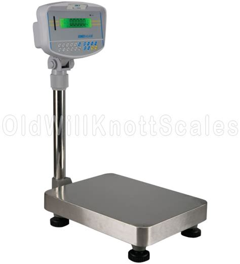 industrial bench scale adam gbk 16a industrial bench scale