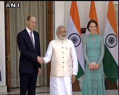 the duchess deal meets duke pm modi meets duke and duchess of cambridge