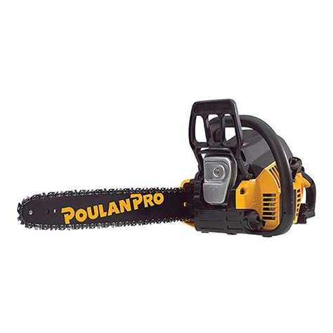 Poulan Pro Pp4218a Brc 18 Inch 2 Cycle Chainsaw