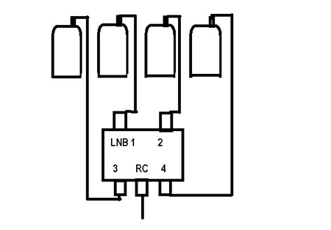 Switch Lnb Parabola cara memasang switch diseqc lnb parabola masputz