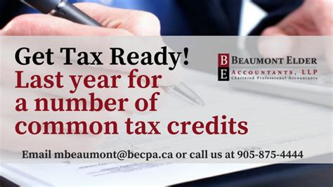 get tax ready last year for a number of common tax