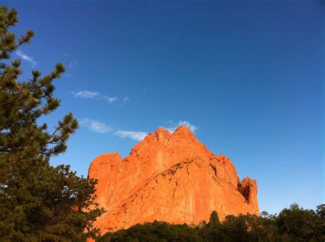 Garden Of The Gods Easy Hikes Garden Of The Gods Colorado Hiking Trail Coloradohiking Org