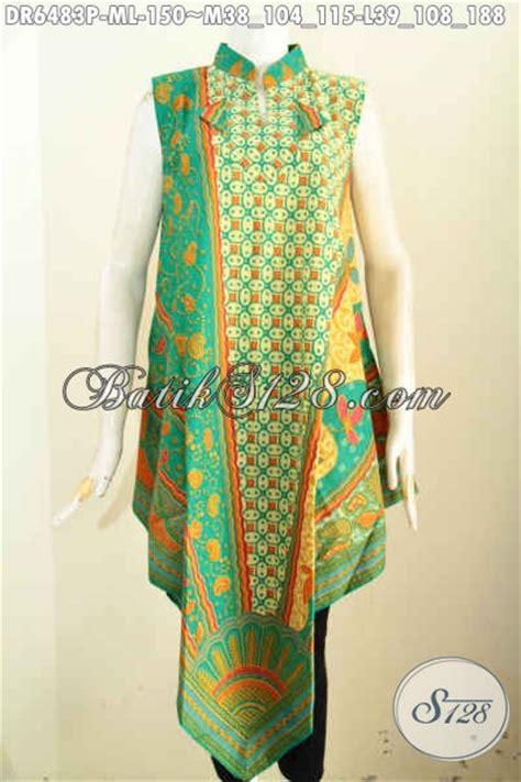Dress Baju Daster Pakaian Tidur Batik Pekalongan 25 100 gambar baju batik tanpa lengan dengan jual daster