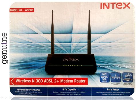 Modem Huawei 216mbps intex 300 mbps w300d wireless adsl 2 modem router wifi available at shopclues for rs 1249