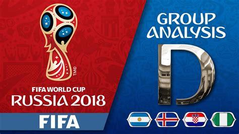 fifa world cup 2018 d teams schedule predictions