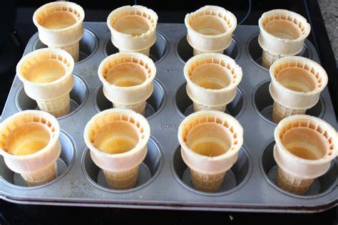 how to make ice cream cone cupcakes simply family magazine