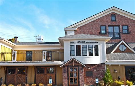 Mill House Brewing Company In Historic Poughkeepsie New York