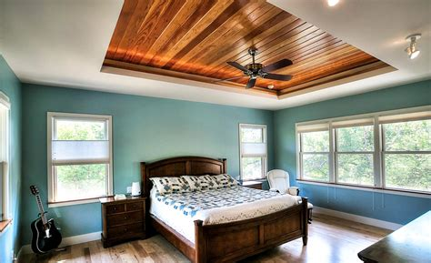 bedroom ceiling design creative choices  features