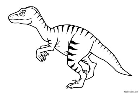 Dinosuar Coloring Pages free printable dinosaur coloring pages for
