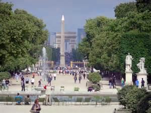 le jardin des tuileries guide tourisme vacances