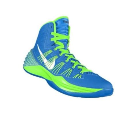 neon green nike shoes shoes nike neon green and blue wheretoget