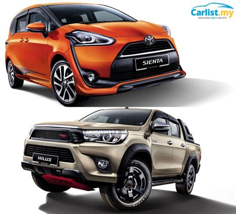 toyota offers toyota offers accessory packages to spice up the hilux and