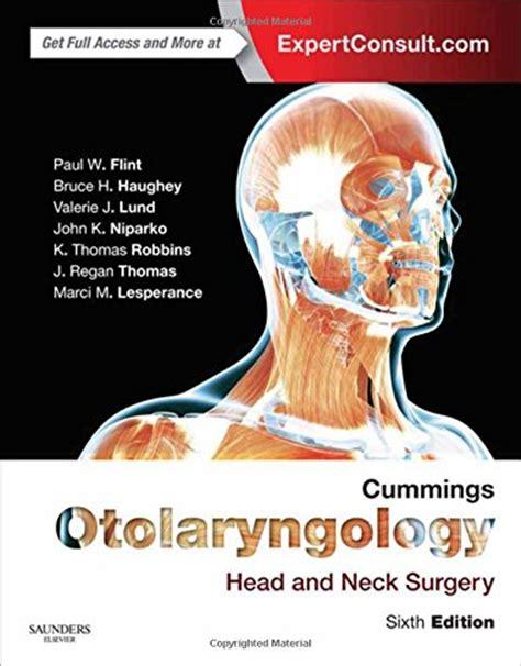 front otolaryngology head neck surgery cummings otolaryngology head and neck surgery 3 volume