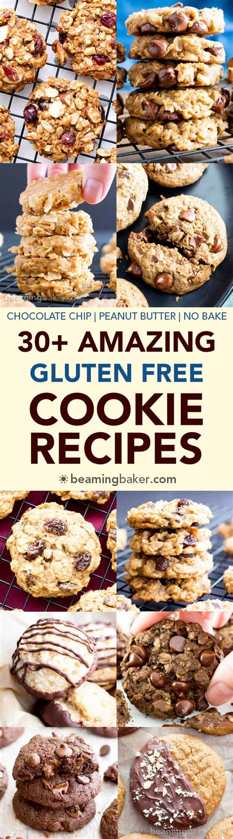 Amazing Gluten Free Blogs by 30 Amazing Gluten Free Cookie Recipes Vegan Dairy Free