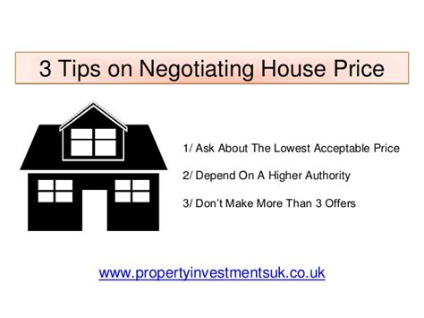 negotiating house price negotiating house price like a pro property investments uk