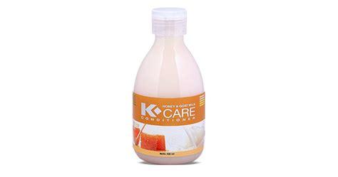 K Care Honey Goat S Milk Toner pentingnya kondisioner untuk kesehatan rambut k link indonesia