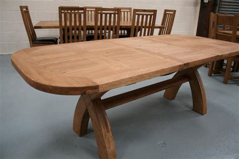 Oak Dining Room Table by Dining Room Designs Solid Oak Dining Room Table To