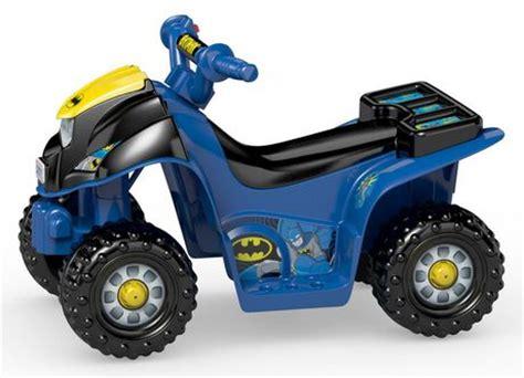 fisher price power wheels batman lil quad 6 volt battery mattel power wheels fisher price batman lil quad ride on
