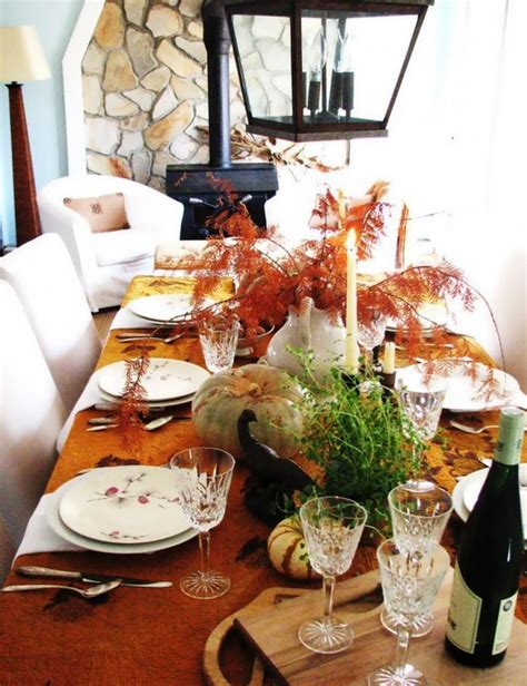 10 thanksgiving centerpieces for festive table rilane