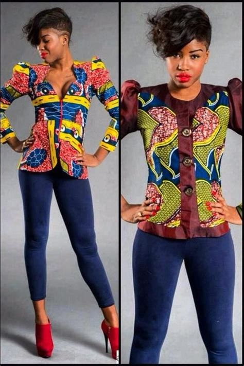 tailor designs for women chitenge dresses 71 best images about chitenge jackets on pinterest
