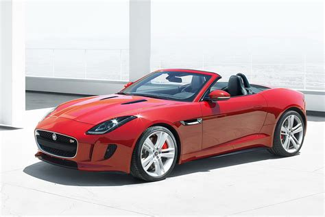 jaguar f type new jaguar f type roadster pictures and details video