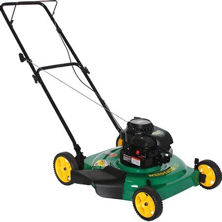 weed eater 500 series 22 quot side discharge mulching gas lawn mower not for sale in ca walmart com