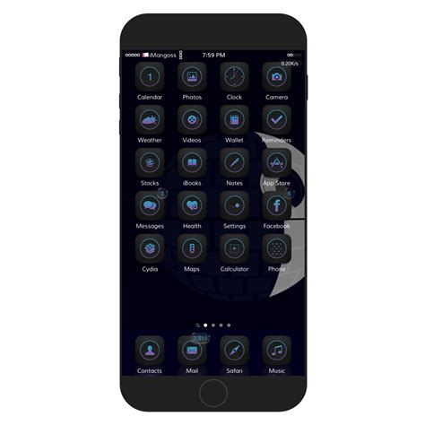 themes for iphone 6 plus ios 9 top 10 best themes for ios 9 and ios 10