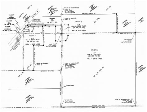 Property Survey Records Land Survey Information By Section Wiring Diagrams