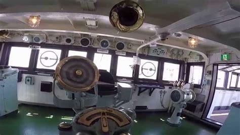 antarctica observation ship soya wheelhouse