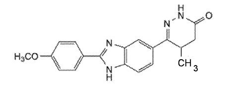 Pimobendan Also Search For Patent Ep2338493a1 Crystalline Pimobendan Process For The Preparation Thereof
