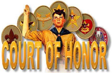 court of honor pa troop 414