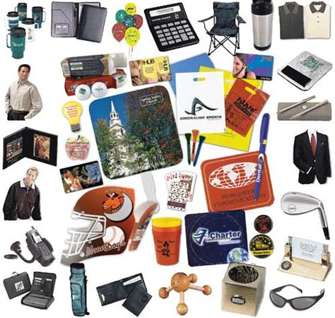 Business Logo Giveaways - business items