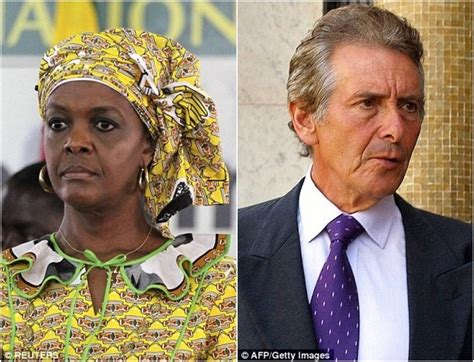 biography of grace mugabe grace mugabe bankrolled by british tycoon nicholas van