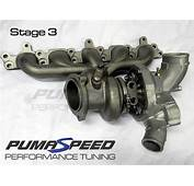 Focus RS Mk2 Stage 3 Hybrid Turbocharger