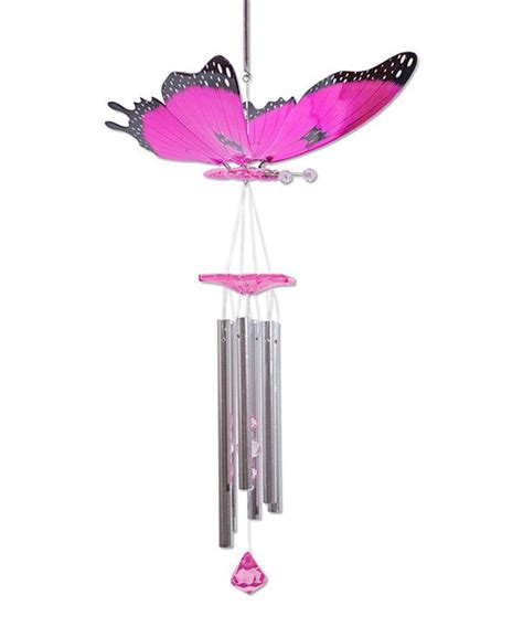 7 Pretty Wind Chimes by Pink Butterfly Wind Chime