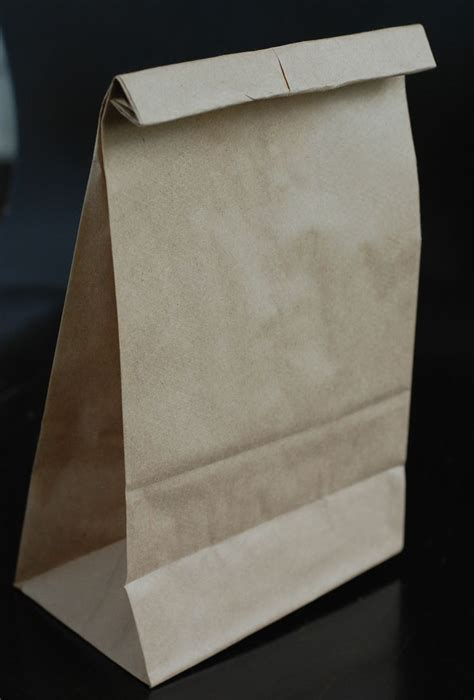 Popcorn In Brown Paper Bag - recipe the popcorn trick