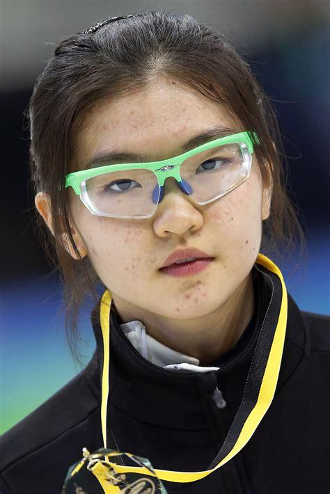 Shim Suk-hee - 2014 Winter Olympics - Olympic Athletes ... Sarah Holcomb