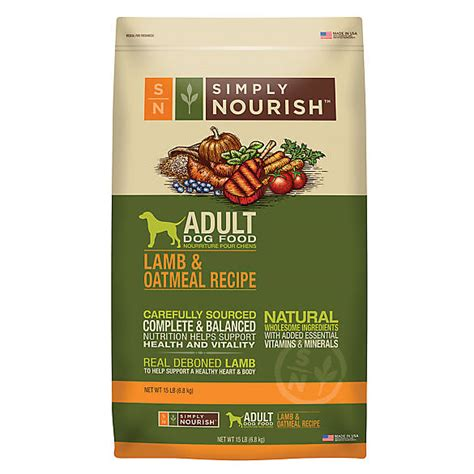 simply nourish puppy food simply nourish food review is it worth spending money on