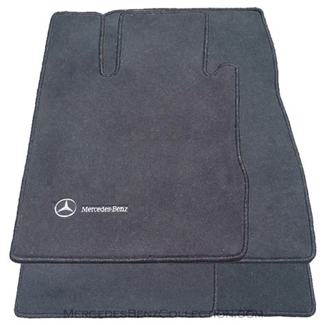Mercedes Car Mats by Mercedes Genuine Oem Carpeted Floor Mats S Class