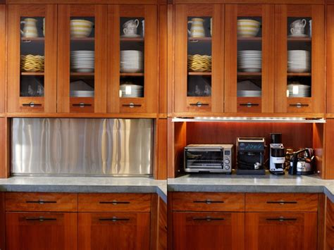 Kitchen Cabinets Appliance Garage Five Inc Countertops 5 Ways To Make Practical Use Of A Corner Kitchen Cabinet